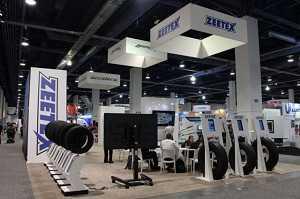 Продукция шинного бренда Zeetex