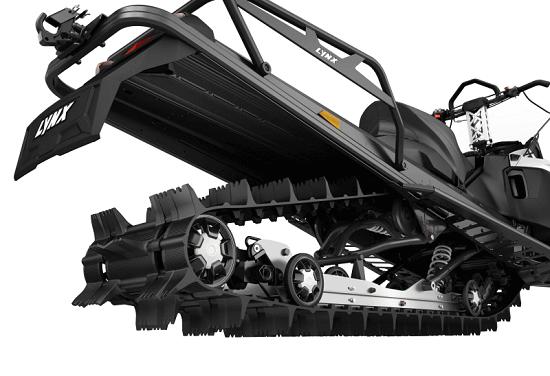 Снегоход Lynx 49 Ranger 2015 года