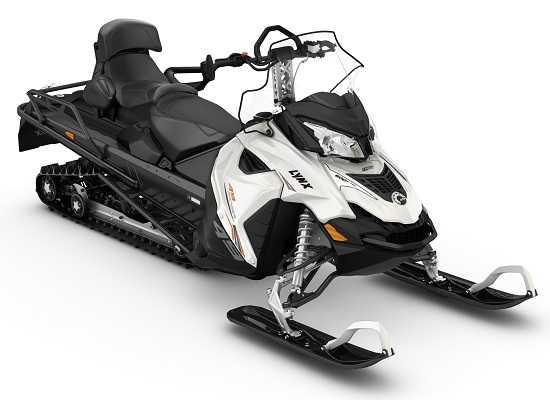 Утилиарный снегоход Lynx 49 Ranger