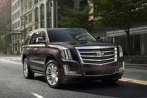 Cadillac Escalade 4-го поколения