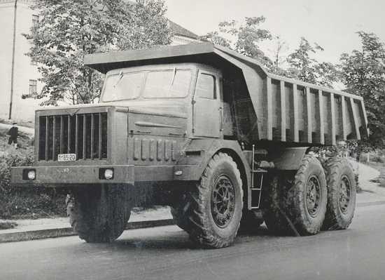 maz 530