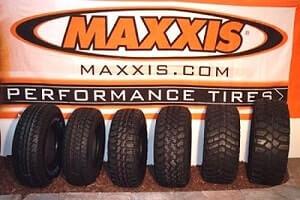 shiny maxxis