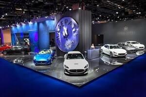 Женевский автосалон 2016 роскошные премьеры