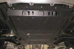 Защита картера двигателя Lada Vesta