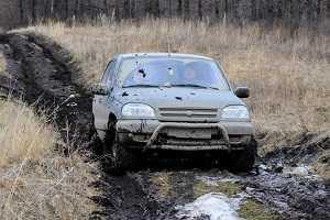 Как выехать из грязи своими силами