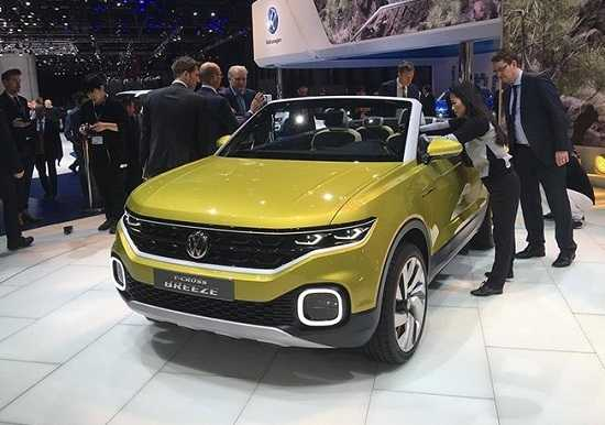 Концепт Volkswagen T-Cross