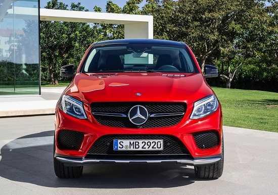 Модернизированный Mercedes-Banz GLE