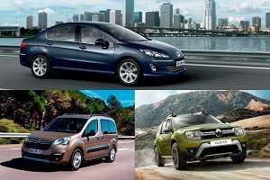 Самые дешевые автомобили с дизельным двигателем