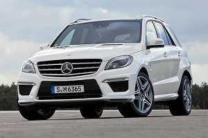 Mercedes-Benz ML сильные и слабые стороны