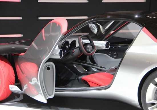 Opel GT на Женевский автосалон 2016