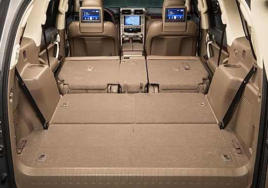 Багажник Lexus GX