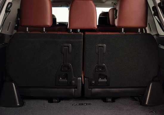 Багажник Lexus LX
