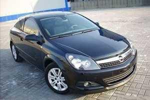 Opel Astra GTC 2008 года