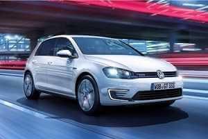 Гибридный Volkswagen Golf GTE