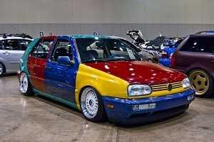 Если не устраивает цвет автомобиля