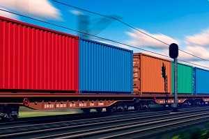 Железнодорожные контейнерные перевозки грузов