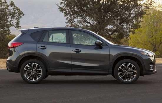 Обновленная Mazda CX-5 2016 года