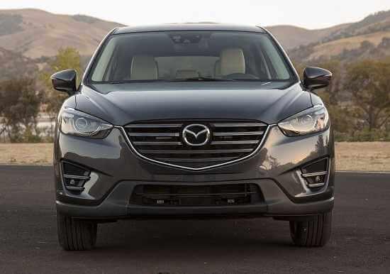 Обновленная Mazda CX-5