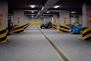 фото парковочное место