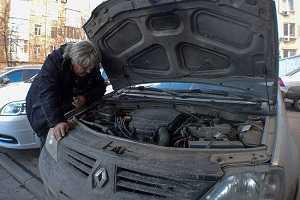 Пробуждение автомобиля после зимней стоянки