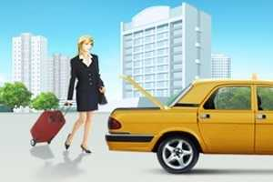 Такси в городе Химки