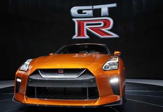 Nissan GT-R на Автосалоне в Нью-Йорке 2016