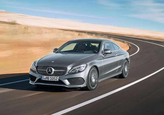 Новинка Mercedes-Benz C-class Coupe 2016 года