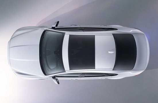 Новый Jaguar XF 2016