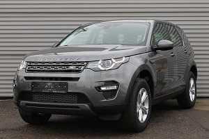Land Rover Discovery Sport с бензиновым двигателем