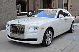 Rolls-Royce Ghost 2016 года
