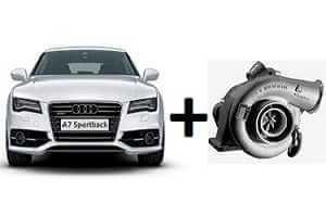 Автомобиль с турбиной