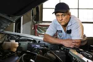 Если у машины сломался двигатель