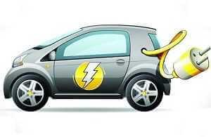 Российский электромобиль