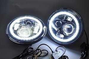 LED-фары ближнего света