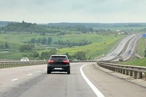 Поездка в Крым на машине