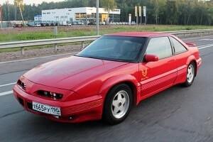 Pontiac Grand Prix GT 1991 года