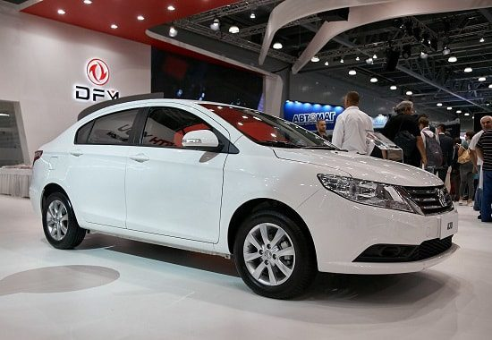 Dongfeng A30