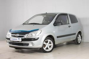 Hyundai Getz 2008 года