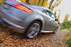 Осенний стиль вождения