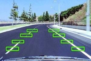 Система слежения за дорожной разметкой