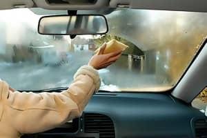 Причины и способы борьбы с запотеванием стекол в автомобиле
