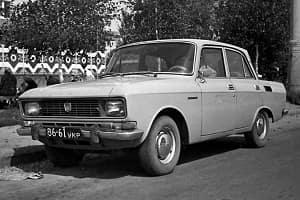"""Ретро автомобиль Москвич 2140-6 """"Колхозник"""""""