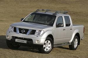 Обзор: пикап Nissan Navara