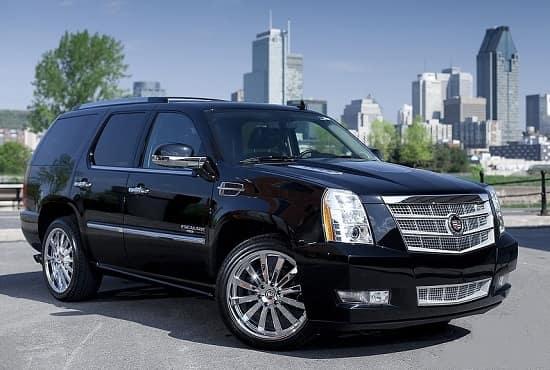 Полноразмерные кроссоверы: Cadillac Escalade, Nissan Patrol, Mercedes-Benz GLS