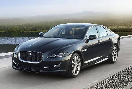"""Представительские седаны серии """"L"""": Hyundai Equus Limousin, Jaguar XJ, BMW 7 Series"""