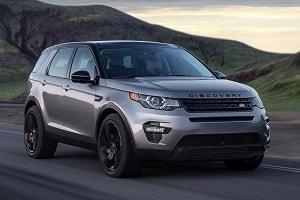 Обзор: Land Rover Discovery Sport 2016 года