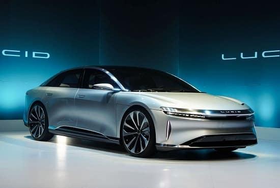 Электрические автомобили будущего: Porsche Mission E, Lucid Air EV, Concept One