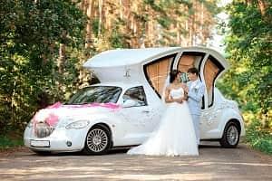 выборе авто на свадьбу в Спб
