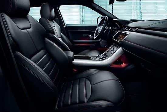 Обзор: Range Rover Evoque Ember