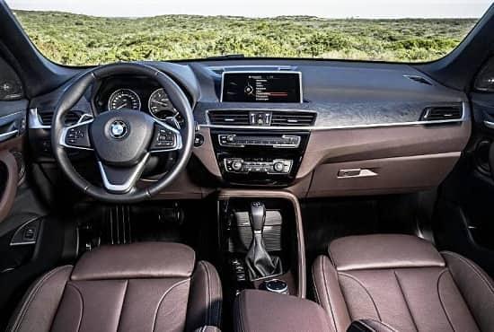 Обзор: BMW X1 2017 года